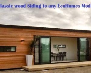 Fine Wood Siding back side upper left
