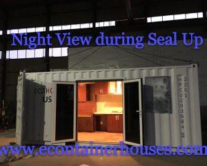 Night View of 20 at Seal up C